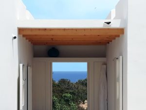 Vivienda en Formentera. Vista